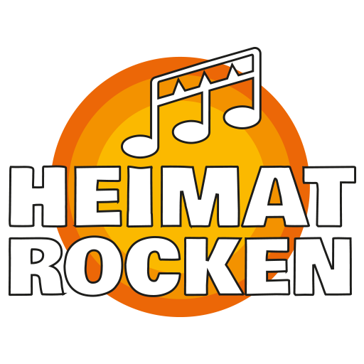 HeimatRocken Logo